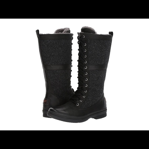 dd3c75d31b8 CLEARANCE Uggs! New! UGG Elvia Lace Up Boots!